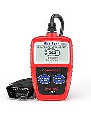 جهاز فحص وتشخيص أعطال السيارات MaxiScan MS309