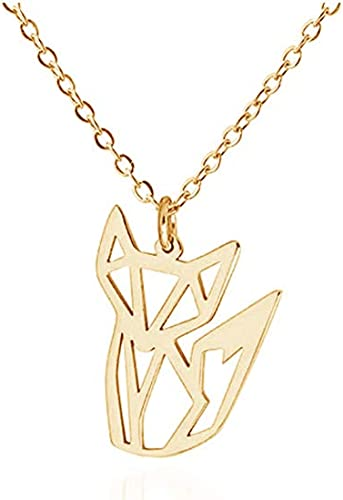 TOP-SELLING Gold Plated Animal Child Chinese Style Pendant Necklace Gift