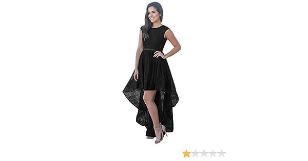 Vestido para señora, rojo, de tul, corte sirena, vestido largo de cóctel, vestido de fiesta, graduación, boda, talla EU 38 - 40.: Amazon.es: Bricolaje y ...
