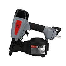 Ouya CN55R 13-Gauge 1-Inch to 2-1/4-Inch Pneumatic Coil Siding Nailer Kit
