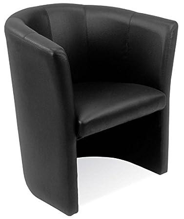 Lounge Sessel Club In Der Ausfuhrung Kunstleder Petrol Amazon De