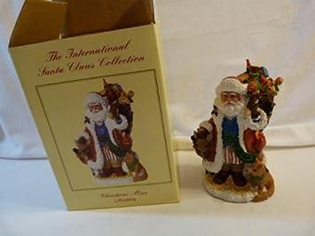 International Santa Claus Collection Christmas Man, Lithuania SC75