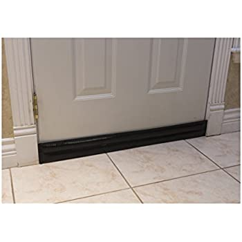 Soundproof Door Pad. Stop Sound, Drafts And Reduce Heat Loss Through Gaps  Along Bottom