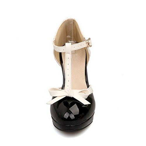 Fargene Størrelsene Stropp Hæler Svart Coolcept Sandaler D Ekstra Klassisk 11 T Damene Orsay wqPazA