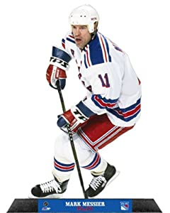 Mark Messier NY Rangers StandZ® Action Photo Desktop Display