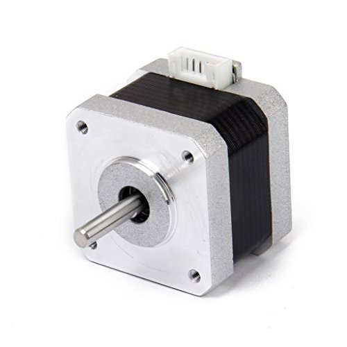 REES52 Nema 17 3D Printer 2-phase 4-wire Stepper Motor for 1.8Deg 17HD34008-22B