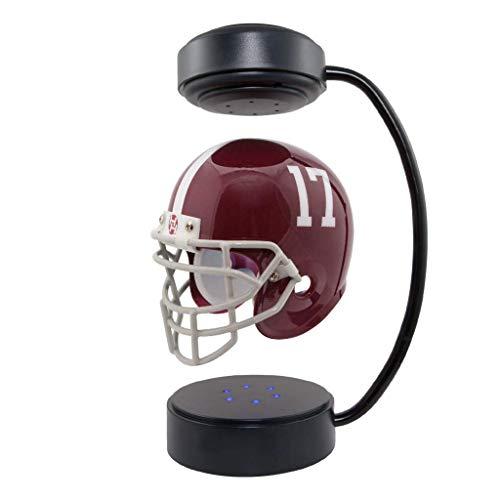(Hover Helmets NCAA Alabama Crimson Tide NCAA-AL17KHover Helmet, Alabama Tide, Half Scale)