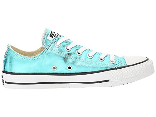 White Star Taylor Hi Black Altas Zapatillas blanco Fresh Core negro Adulto Unisex Cyan Converse Chuck All wUqZUtg