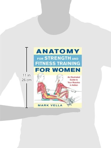 Anatomy for Strength and Fitness Training for Women: Mark Vella ...