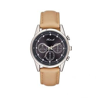 Armbanduhr antoneli Leder blau 35 mm al5300 – 01