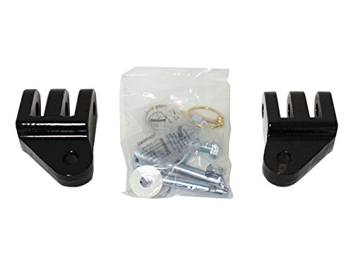 Blue Ox BX88154 Offset Triple Lug Kit ()