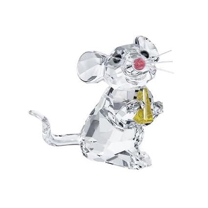 905431edd820 Amazon.com  Swarovski Mouse Figurine  Home   Kitchen