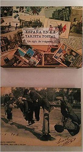 España En La Tarjeta Postal: Amazon.es: Libros