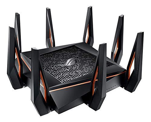 🥇 ASUS ROG Rapture GT-AX11000 AX11000 Tri-Band 10 Gigabit WiFi Router