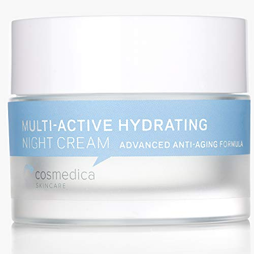 Cosmedica Skincare Multi-Active Hydrating Night Cream, 2 oz.