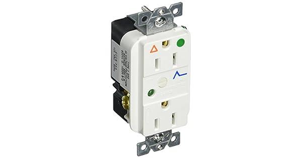 Amazon.com: Hubbell sistemas de cableado ig8262wsa ...