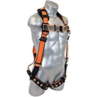 Warthog 5 – Point Full Body Harness with Tongue Buckle Legs(XXXL)