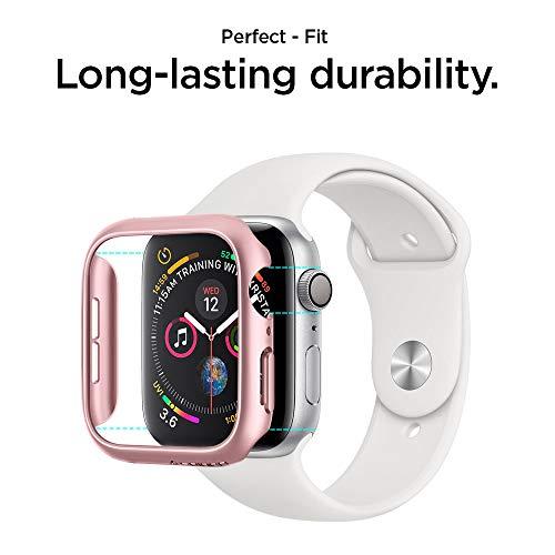 Spigen Thin Fit Designed for Apple Watch Case for 44mm Series 4 (2018) - Rose Gold by Spigen (Image #6)