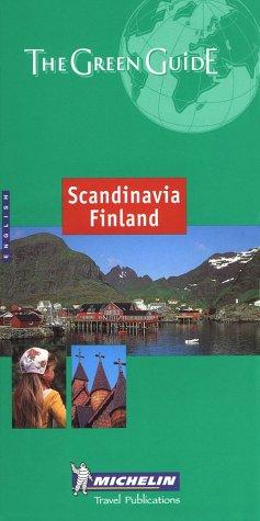 Michelin the Green Guide Scandinavia/Finland (Michelin Green - Online Shopping Norway