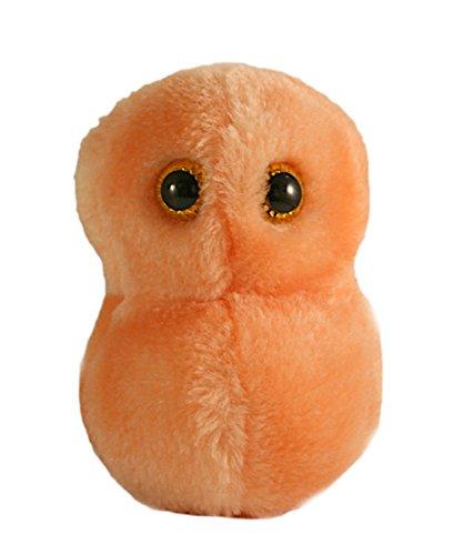 GIANT MICROBES Ear Ache Streptococcus Pneumoniae Plush