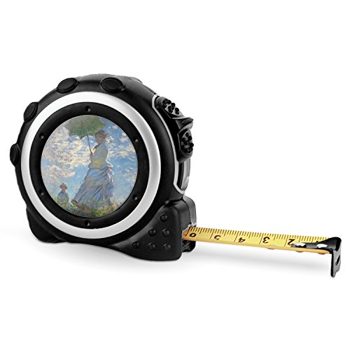Promenade Woman by Claude Monet Tape Measure - 16 Ft by RNK Shops