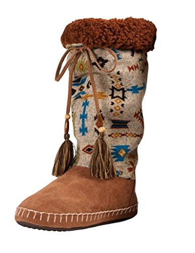 M&F Western Womens Neva Brown/Grey/Multi Boot Jpwpt3