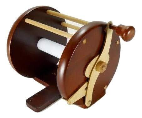 Fisherman's Wooden Toilet Paper Reel