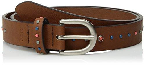 Relic Womens Multi Stud Belt, Saddle, (Multi Stud Belt)
