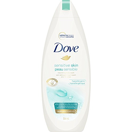 Dove Sensitive Skin Body Wash Box Set