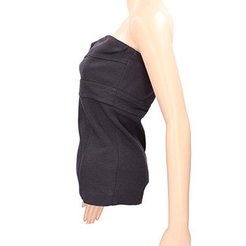 JUCCA Top Donna Size 44 Blu Lana