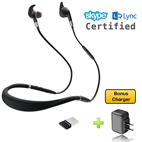 Jabra Evolve 75e Bluetooth Headset Usb Bundle Voip Communications Windows Pc Mac Smartphone Streaming Music Avaya Skype Cisco Bria Includes Bonus Charger Ms Bundle New Flaviusjosephus Nl