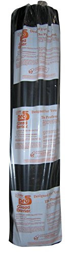 (Ship from USA) Dewitt P5 5' x 250' Pro 5 Weed-Barrier? Landscape Fabric /ITEM NO#8Y-IFW81854286227 by Rosotion