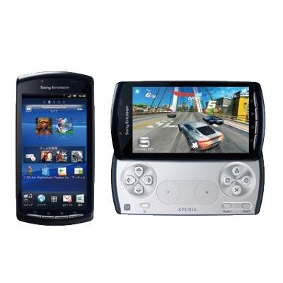 SONY Xperia PLAY SO-01D ANDROID INTERNATIONAL JPN VERSION SMARTPHONE By Japanism by SONY
