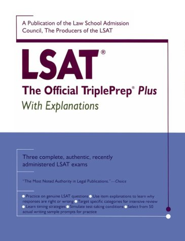 LSAT Official Tripleprep Plus