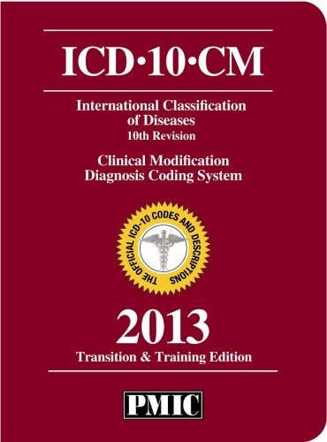 ICD-10-CM 2013 with Free ICD-9 & ICD-10 e-Book