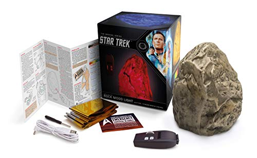 Star Trek TOS Rock Mood Light - Controlled by Type-1 Phaser -