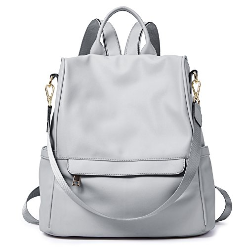d71f341e7d Womens Backpacks Purse Fashion PU Leather Anti-theft Large Travel Bag  Ladies Shoulder School Bags