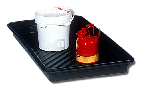 UltraTech 1033 Polyethylene Ultra-Utility Tray, 30 Gallon Capacity, 52-1/4