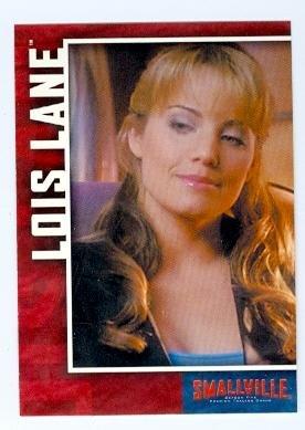 Smallville trading card 2007 Inkworks Season Five #3 Lois Lane Erica Durance