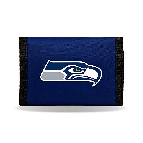 Rico NTR2902 NFL Seattle Seahawks Nylon Trifold ()