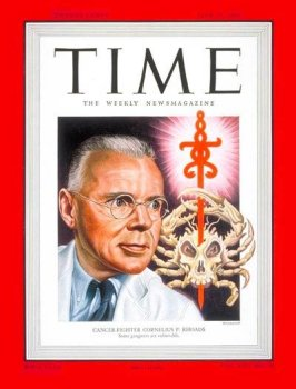 Cornelius P. Rhodes / Time Cover: June 27, 1949, Art Poster by Time Magazine