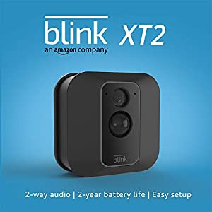 Blink XT2 | Outdoor/Indoor Smart Security Camera with Cloud Storage, 2-Way Audio, 2-Year Battery Life | 1-Camera System