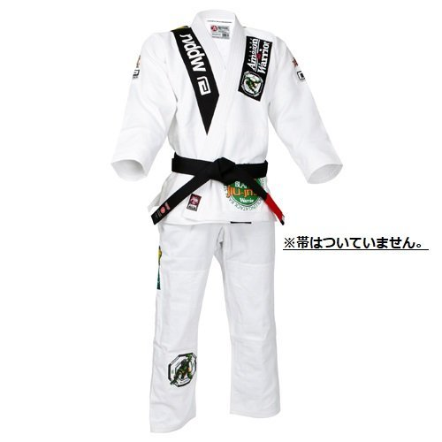 【ISAMI】 Street Fighter × Reversal Suit Judo Practice (Uniform Worn in Martial Arts) Blanca Model, A-3 Size