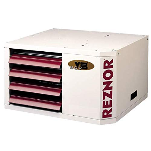 Reznor - V3 Series Model UDAS Gas-Fired Separated Combustion Unit Heater 60,000 Btu ()