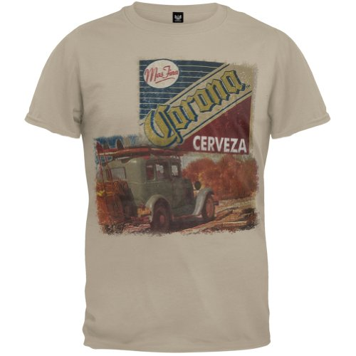 Corona Mens Woody Soft T Shirt