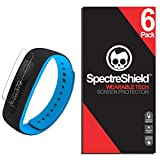 (6-Pack) Spectre Shield for iFit Vue Screen Protector (Military-Grade) Flexible Full Coverage Ultra HD Clear Anti-Bubble Anti-Scratch Film