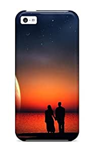 meilz aiaiKwesi Williams Perfect Tpu Case For iphone 6 plus 5.5 inch/ Anti-scratch Protector Case (romantic Couple In Moon Night Love)meilz aiai