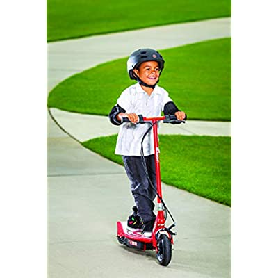 Razor E100 Electric Scooter - Red : Electric Sports Scooters : Sports & Outdoors