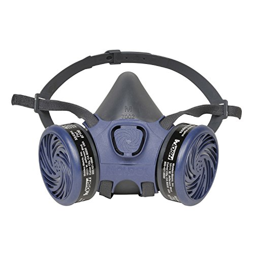 Moldex 507-7102 Medium Pre-Assembled 7000 Half Mask Respirator ()
