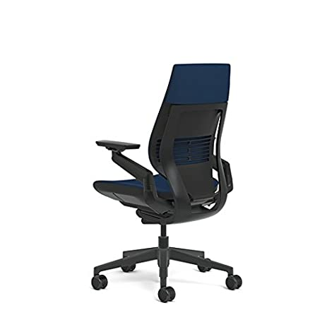 Amazon steelcase gesture office chair cogent connect steelcase gesture office chair cogent connect blueprint upholstered wrapped back black frame medium seat black malvernweather Gallery